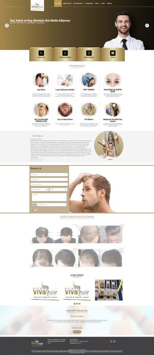 Esteviva Hair Clinic