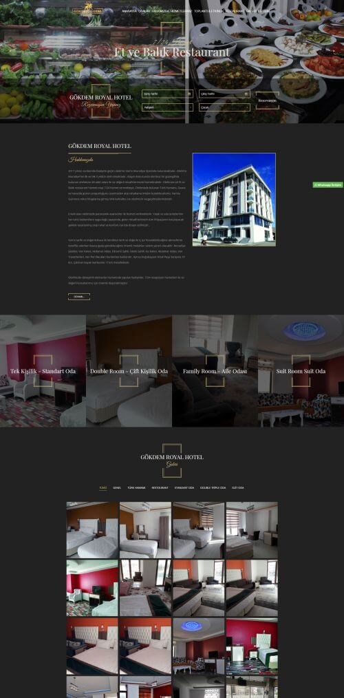 Gökdem Royal Hotel